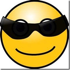EmoticonWithGlasses