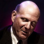 Ballmer is dishing out 230$ to get people to make some Windows Phones.  Also, he should smile more.
