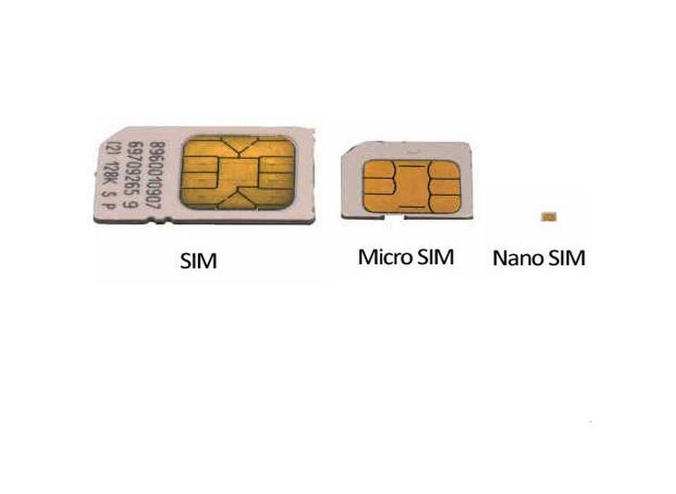 nano sim cards reported to be used in the iphone 5 mobilitydigest. Black Bedroom Furniture Sets. Home Design Ideas