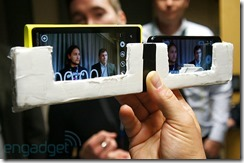 iPhone 5 and Lumia 920 side by side video comparison