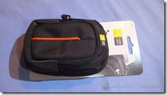 Mobility Digest Review: Case Logic Compact Camera Case With Storage