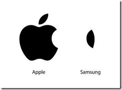 Samsung chews a bite out of Apple