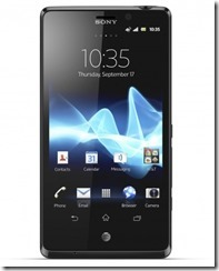 AT&T and Sony unveil the Sony Xperia TL, James Bond's choice of smartphone