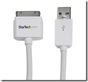 Mobility Digest Review: StarTech 3M iOS Device Cable