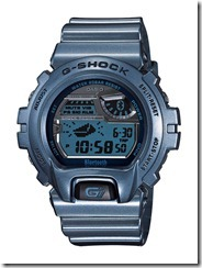 CASIO AMERICA, INC. G-SHOCK BLUETOOTH LE SMART WATCH