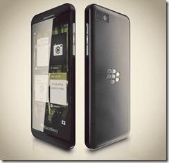 Possible Blackberry Z10 Specs