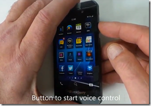 BlackBerry 10's Answer To Siri Caught On Video