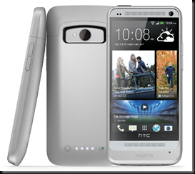 Mophie Loves The HTC One