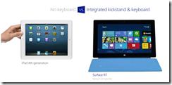 Microsoft swinging at Apple again