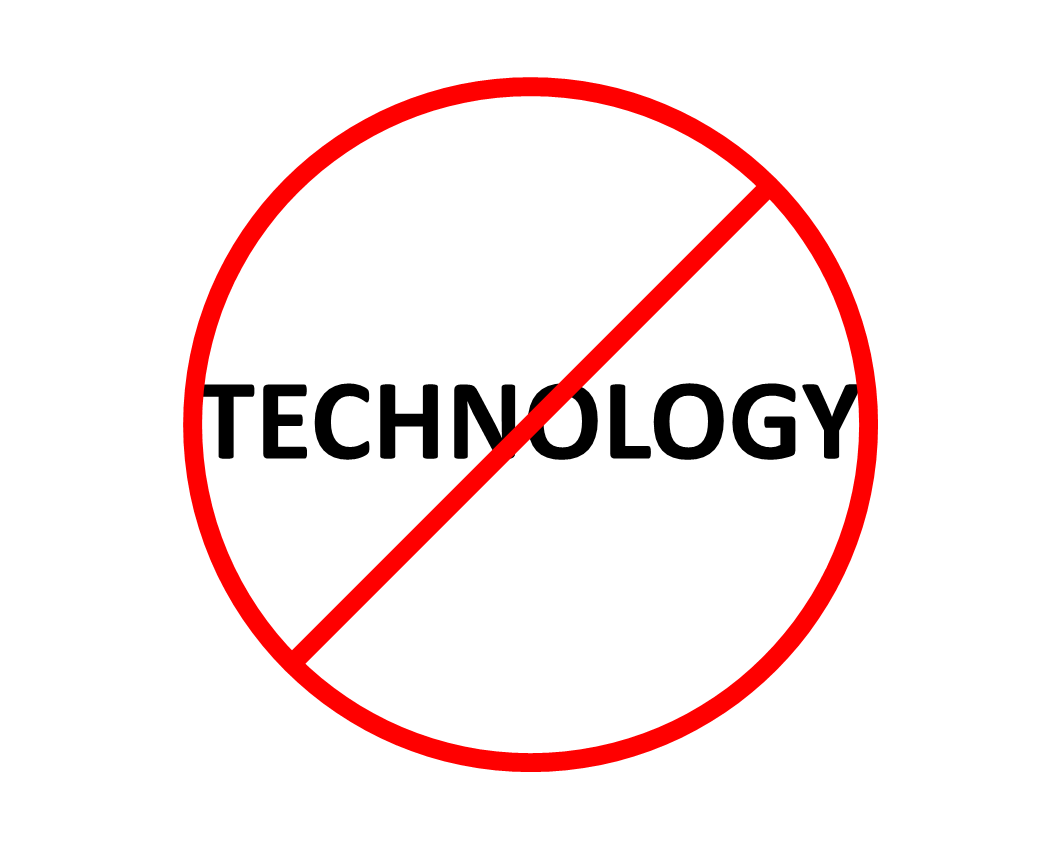 against technology On one hand, there are parties that have lagged behind in technology, either  they cannot understand or are purposely spreading lies.