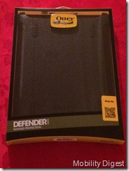 Mobility Digest Review OtterBox Defender Package