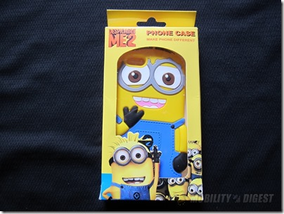 Cute Smile Minions Design Silicone Case for iPhone 5 Review