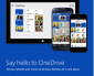 SkyDrive Change To OneDrive Complete And Chance For 100GB Free