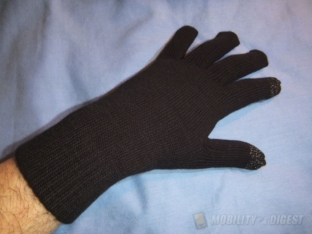 Totes Mens SmarTouch Gloves Review