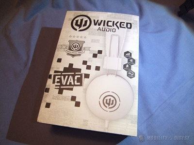 Wicked Audio EVAC Headphones Review