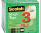 Rip-off Alert: Scotch Magic Tape – $3.16 a roll!