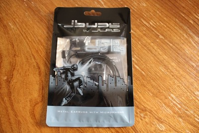 Review of JLab Audio JBuds J5MS Mobile Headset