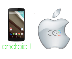 android-l-ios-8