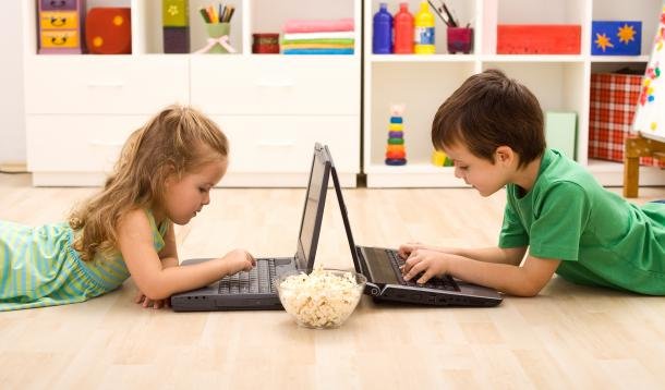 Children and Technology: Should You Be Concerned?