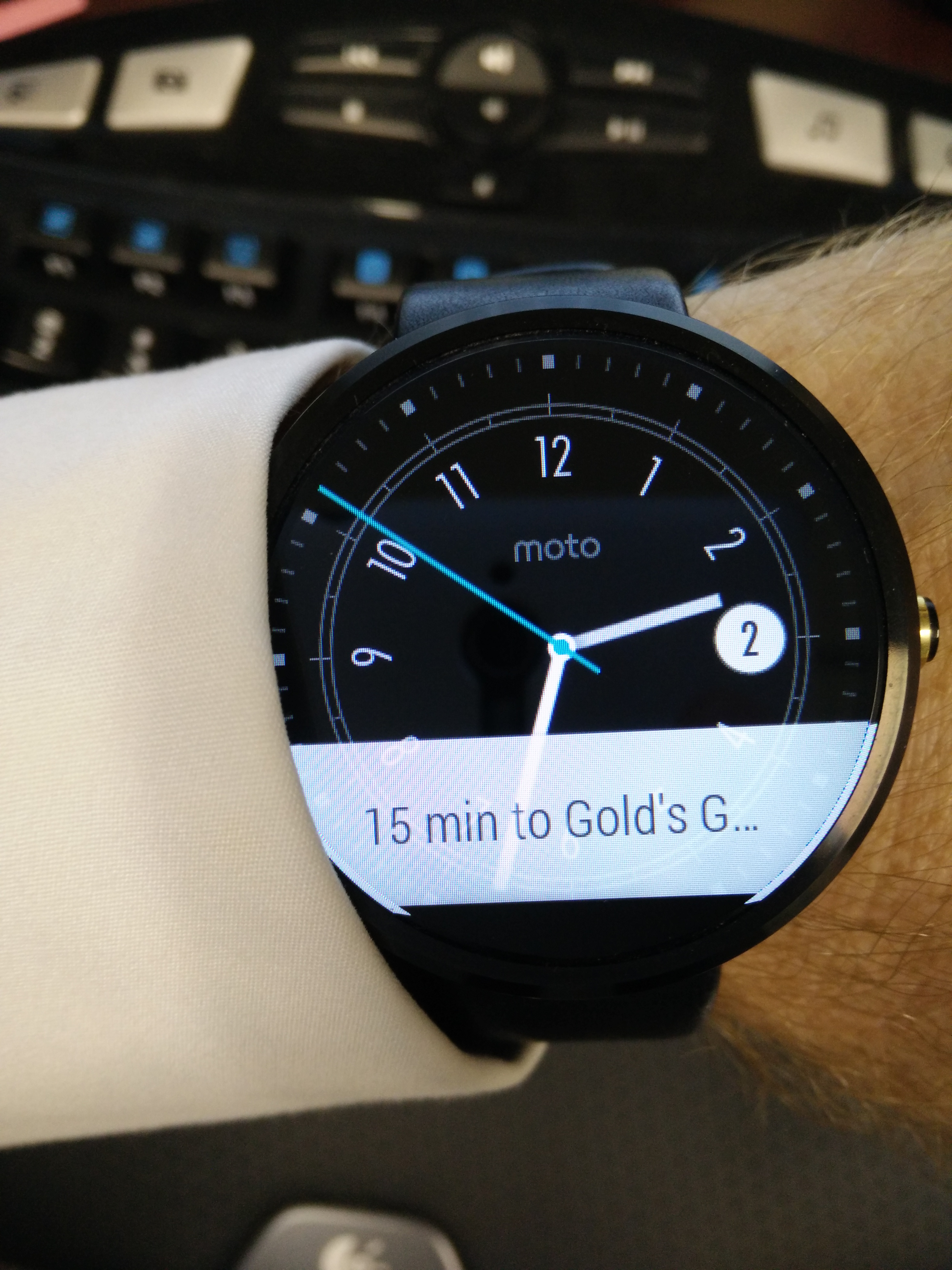Three Weeks with the Moto 360