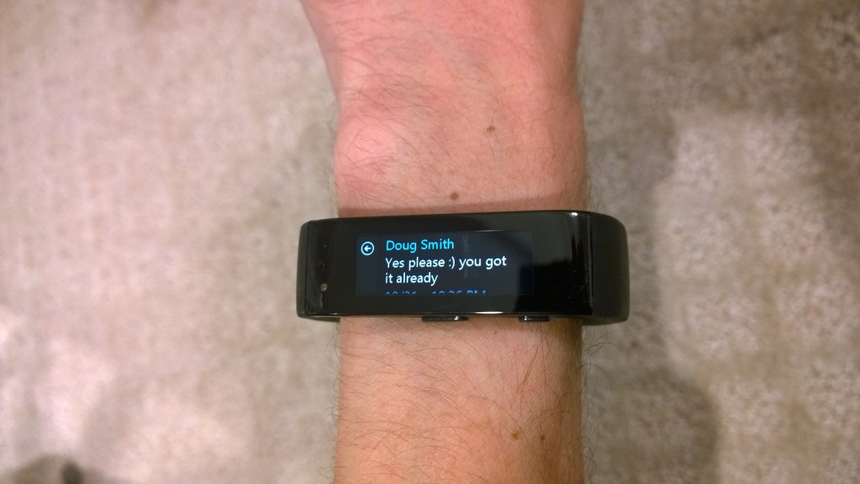 Mobility Digest Review: Microsoft's Band is a beta smartwatch