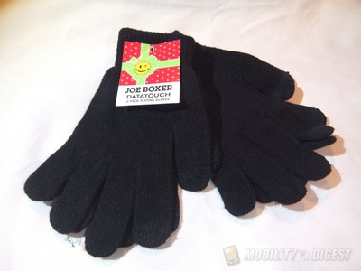 Review of Joe Boxer Datatouch Texting Gloves