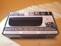Review of WAVEstream Universal Portable Wireless Speaker Bluetooth Sound Bar