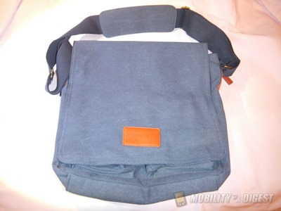 Review of SKORCH Messenger Bag
