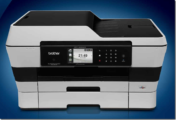 Brother MFC-J6920DW: A Lot of Printer for the Price